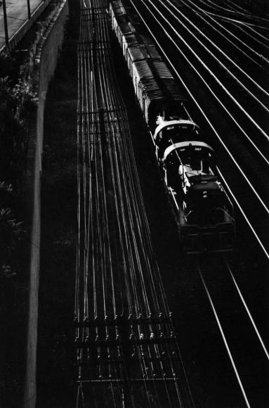 W. Eugene Smith - Pittsburgh,c. 1955-56  | Bruce Silverstein Gallery