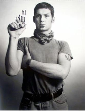 Ryan Weideman - Diamond Dave, Yellow Checker Cab, New Orleans, LA, February, 1996 Gelatin silver print 20 X 16 in. (50.8 X 40.64 cm) ; Bruce Silverstein Gallery
