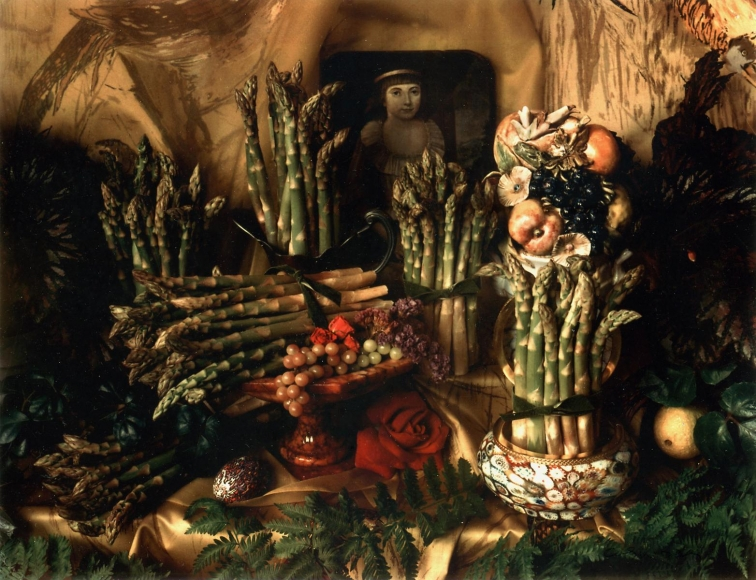 Marie Cosindas -  Asparagus 1, 1967  | Bruce Silverstein Gallery