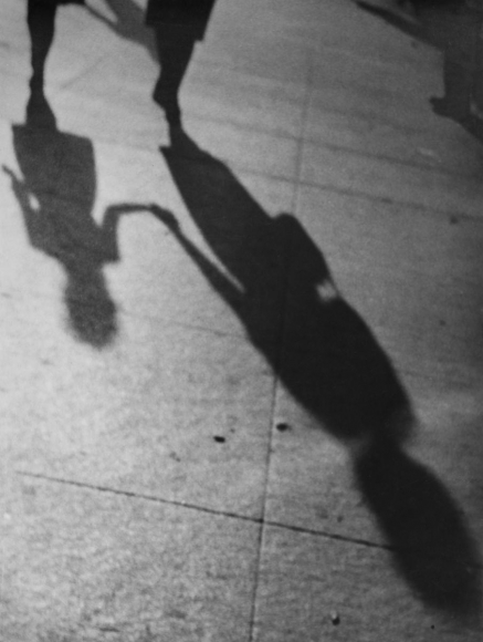 Lisette Model -  Shadows, 1940-1941  | Bruce Silverstein Gallery