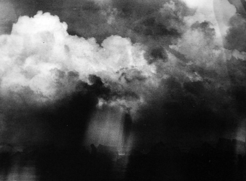 Mario Giacomelli - Passato poesia di Vincenzo Cardarelli,1987-90(Past poem by Vincenzo Cardarelli) | Bruce Silverstein Gallery