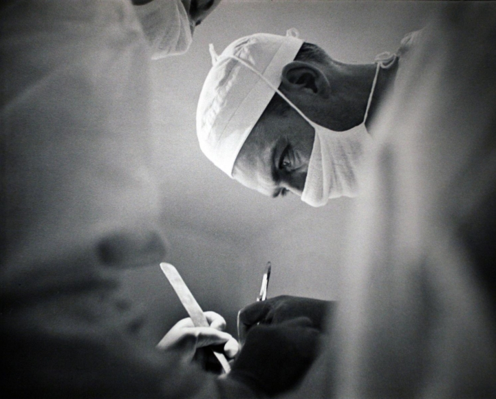 W. Eugene Smith - Country Doctor, 1948  | Bruce Silverstein Gallery