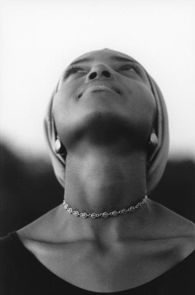 Chester Higgins -  Necklace, Atlanta, Georgia, 1974