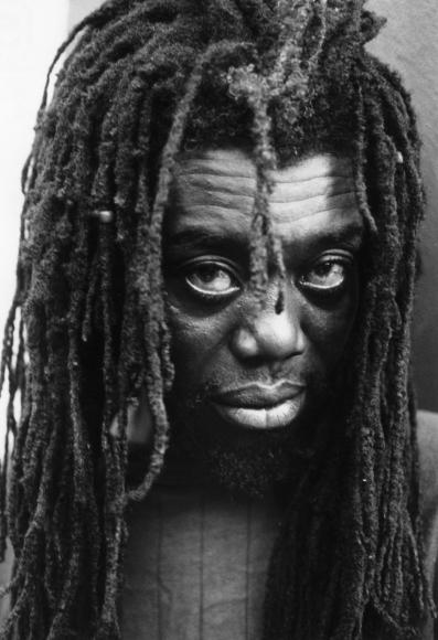 Chester Higgins -  Rasta man, Ocho Rios, Jamaica, 1990