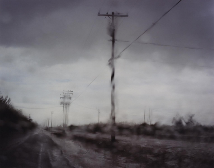 Todd Hido - #5430, 2009  | Bruce Silverstein Gallery