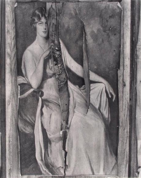 Frederick Sommer - Orminda, 1947 Gelatin silver print mounted to board, printed c. 1970-85 | Bruce Silverstein Gallery