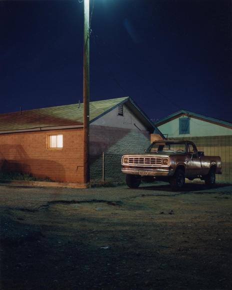 Todd Hido - #2676, 2000  | Bruce Silverstein Gallery