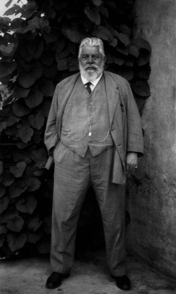 August Sander - Pharmacist, c. 1930  | Bruce Silverstein Gallery