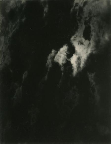 Alfred StieglitzEquivalent, 1929 Gelatin silver print mounted to board, printed c.1929 4 5/8 x 3 1/2 inches