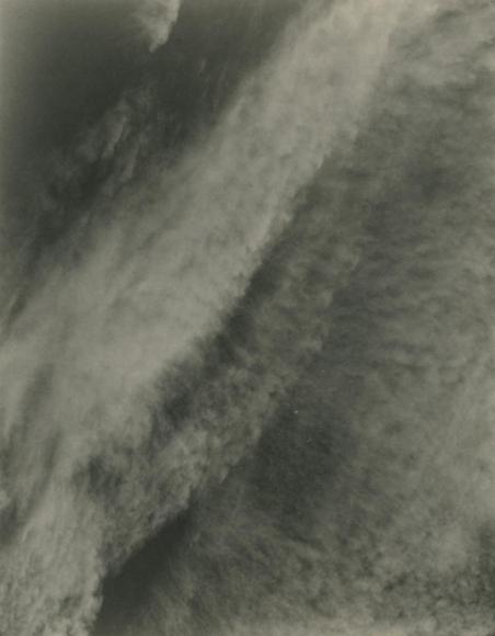 Alfred StieglitzEquivalent, 1925 Gelatin silver print mounted to board, printed c.1925 4 5/8 x 3 1/2 inches