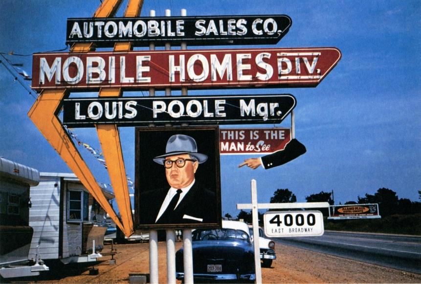 Inge Morath -  Outside Memphis, Tennessee, 1960  | Bruce Silverstein Gallery