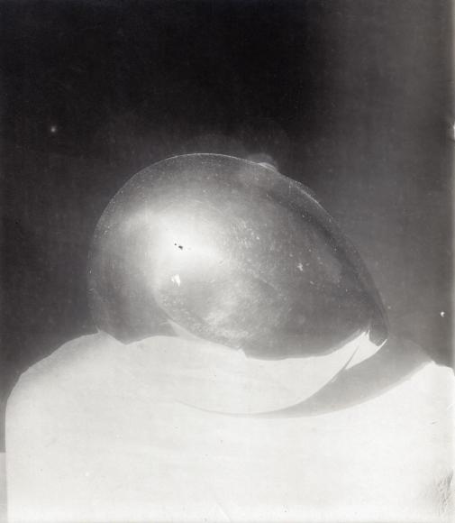 Constantin Brancusi (1876-1957)Prometheus, c. 1926-1929 Gelatin silver print, printed c. 1926-1929 7 1/2 x 6 3/4 in. (19.05 x 17.145 cm)
