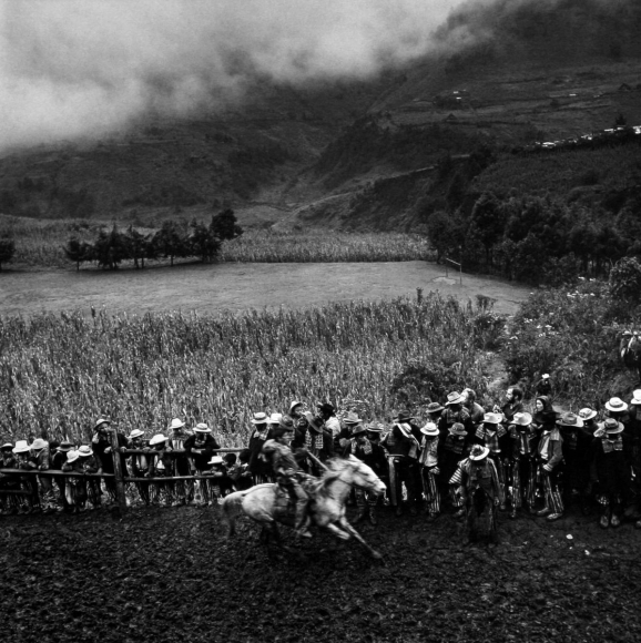All Souls Day, Todos Santos, Guatemala, 1978 	Gelatin silver print, printed c. 1978, 	19 3/4 x 15 7/8 in.