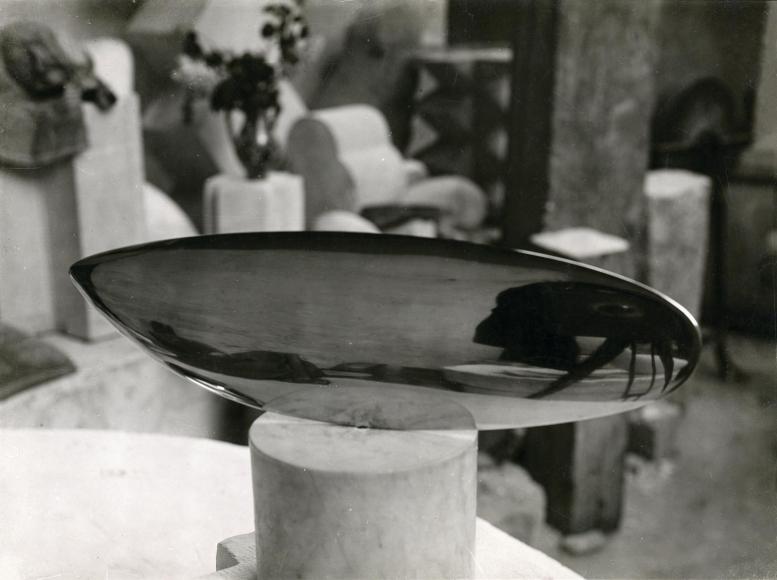 Constantin Brâncuşi - The Fish, c. 1924 | Bruce Silverstein Gallery