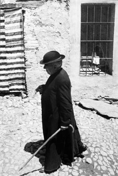 W. Eugene Smith - Spanish Village, 1950  | Bruce Silverstein Gallery