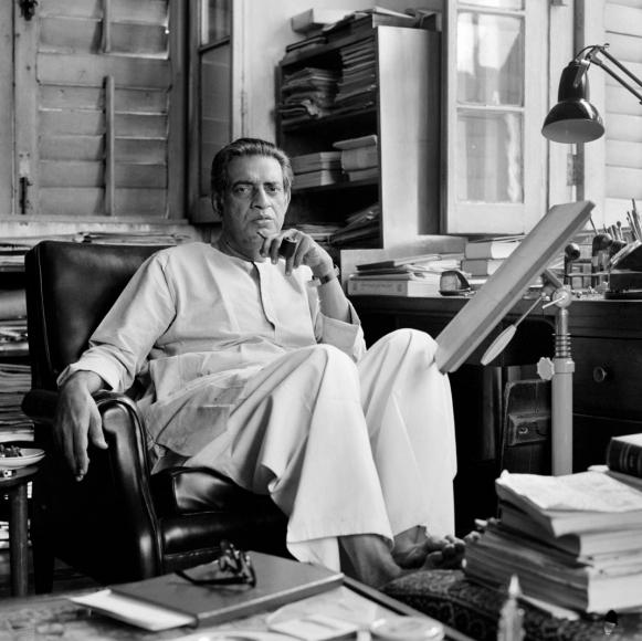 Satyajit Ray, Calcutta, India, 1981