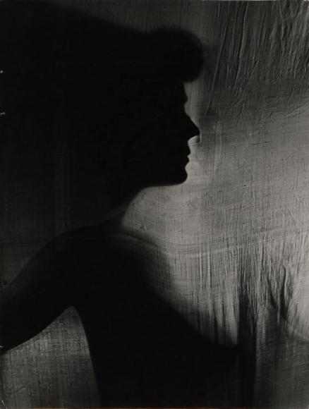 Erwin Blumenfeld- Shadow(Jo Regaldi), 1936-1937 Gelatin silver print | Bruce Silverstein Gallery