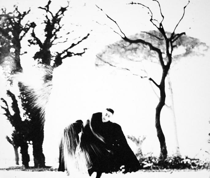 Mario Giacomelli - Io non ho mani che mi accarezzino il volto (Pretini),1961-63There are no hands to caress my face (Priests) | Bruce Silverstein Gallery