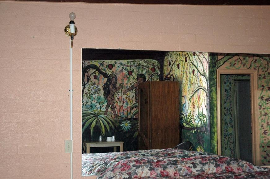 Zoe Strauss - Adam and Eve Room, 2001-2008  | Bruce Silverstein Gallery