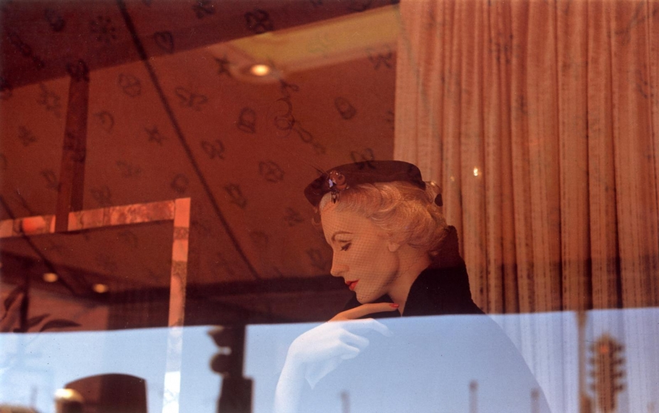 Harry Callahan -  Providence, c. 1963  | Bruce Silverstein Gallery