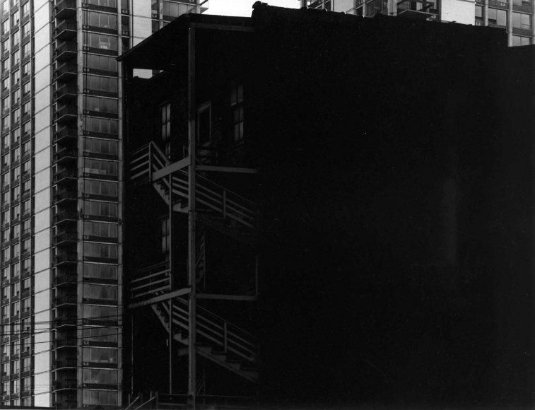 Nathan Lyons - Untitled, 1963 | Bruce Silverstein Gallery