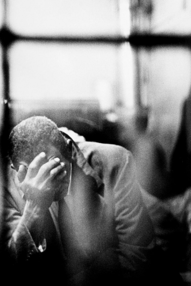 Leonard Freed - Black in White America, 1965  | Bruce Silverstein Gallery