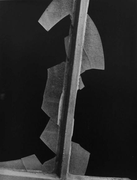 Aaron Siskind New York 4, Windows, 1947 Gelatin silver print, printed 1981 14 x 11 inches