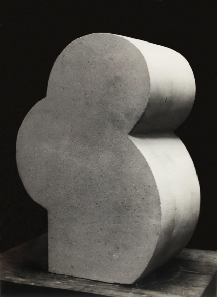 Constantin Brâncuşi - Timidity, 1928 | Bruce Silverstein Gallery