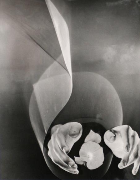 Lotte Jacobi, Photogenic Drawing, c. 1940