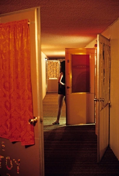 Prostitutes VII, 1971 	Archival inkjet print 	19 x 13 inches