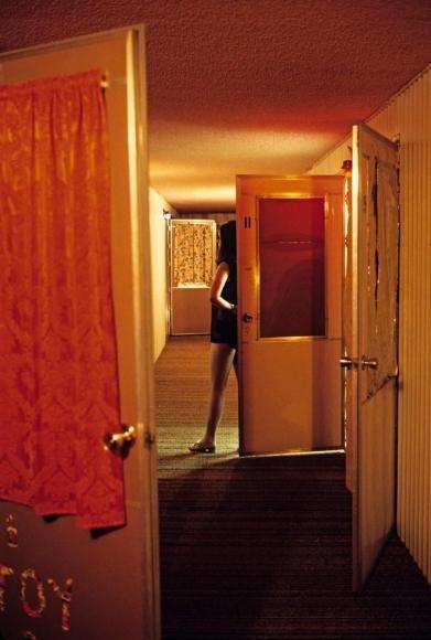 Marvin E. Newman - Prostitutes VII, 1971  | Bruce Silverstein Gallery