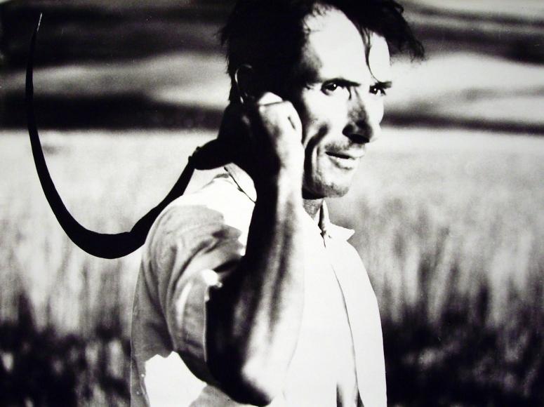 Mario Giacomelli - La buona terra,1964-66(The good earth) | Bruce Silverstein Gallery