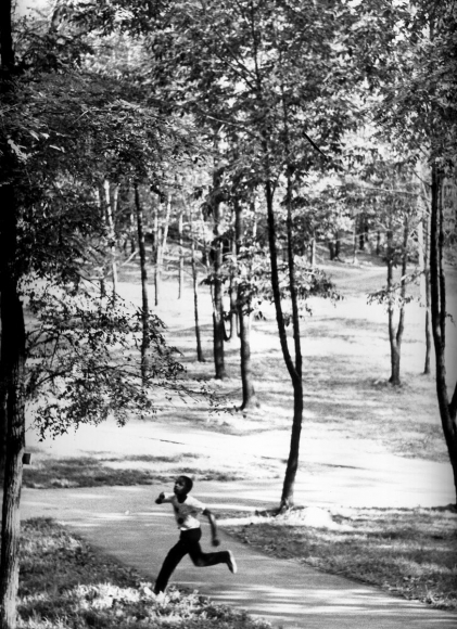 Leonard Freed - Black in White America, Summer Camp, New York, 1963  | Bruce Silverstein Gallery
