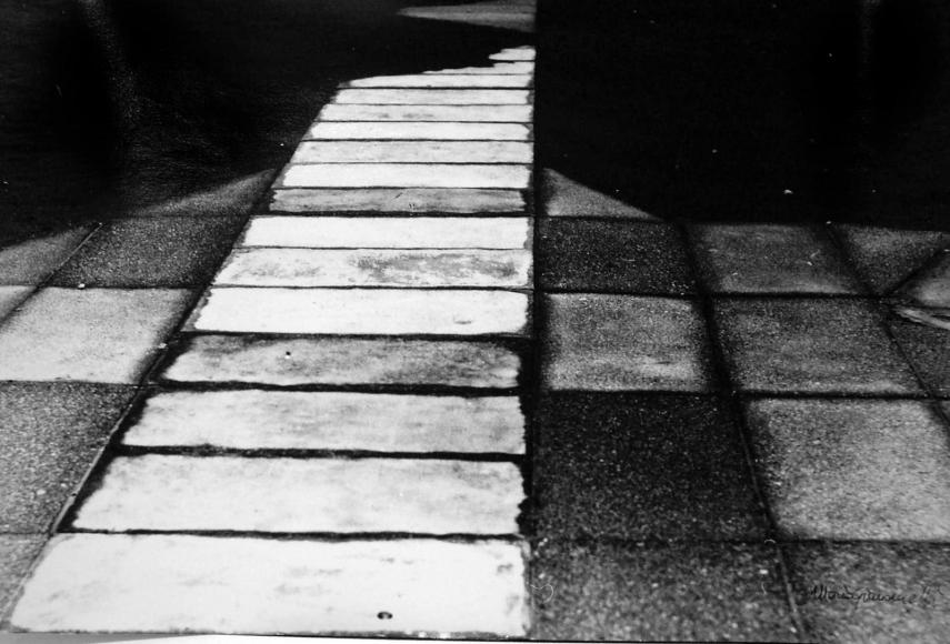 Mario Giacomelli - Passato,1987-90(Past) | Bruce Silverstein Gallery