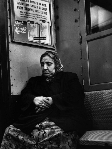 Larry Silver - New York, New York, 1950 Gelatin silver print, printed later | Bruce Silverstein Gallery