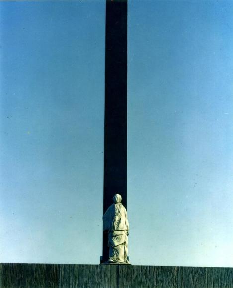 Arthur Siegel -  Untitled, c. 1950  | Bruce Silverstein Gallery
