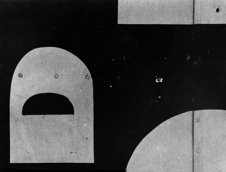 Aaron Siskind Chicago 20, 1957 Gelatin silver print, printed c.1957 11 x 14 inches