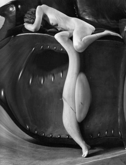 André Kertész (1894-1985)Distortion #60, 1933 Gelatin silver print, printed c. 1970s 10 x 8 in. (25.4 x 20.3 cm)