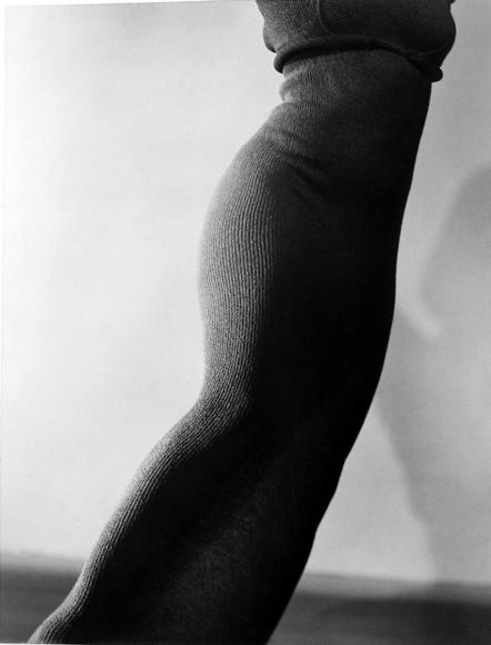 Barbara Morgan - Martha Graham, Ekstasis, 1935 Gelatin silver print mounted to board, printed c. 1935 | Bruce Silverstein Gallery