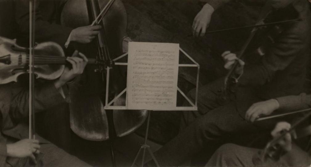 André Kertész, Quartet, 1926