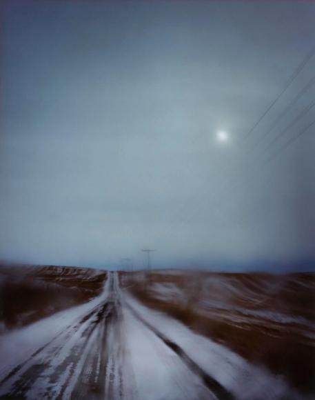 Todd Hido - #9198, 2009  | Bruce Silverstein Gallery