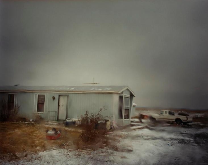 Todd Hido - #9197, 2010  | Bruce Silverstein Gallery