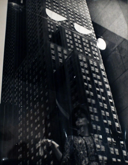 Lisette Model -  Fifth Avenue, New York (Reflections), 1939-1945  | Bruce Silverstein Gallery