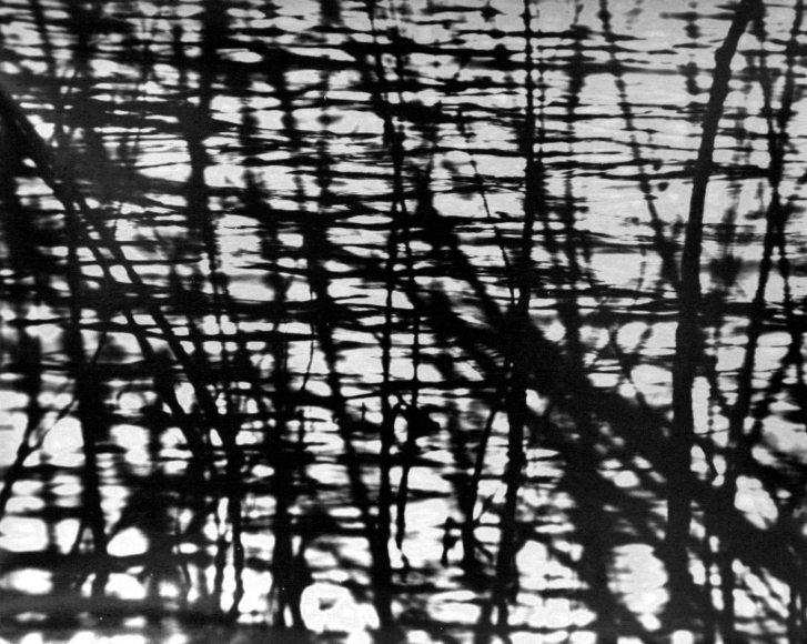 Larry Silver - Water #8b,2004 Gelatin silver print, printed c. 2004 | Bruce Silverstein Gallery
