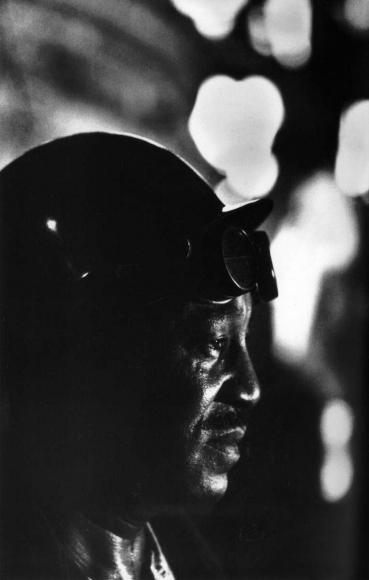 W. Eugene Smith - Pittsburgh, Steel Worker, c. 1955-56  | Bruce Silverstein Gallery