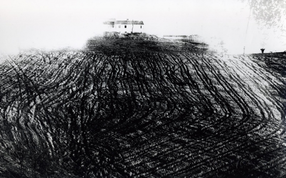 Mario Giacomelli - Untitled,c. 1960 | Bruce Silverstein Gallery