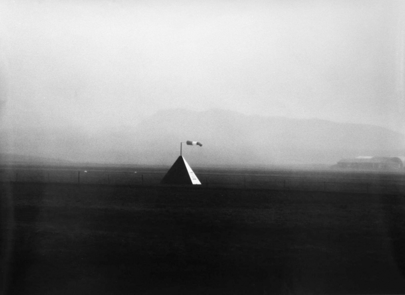 Untitled, 2005 	Unique gelatin silver print 	20 x 24 inches