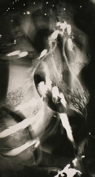 Larry Silver - Untitled #13, 2010 Unique gelatin silver print | Bruce Silverstein Gallery