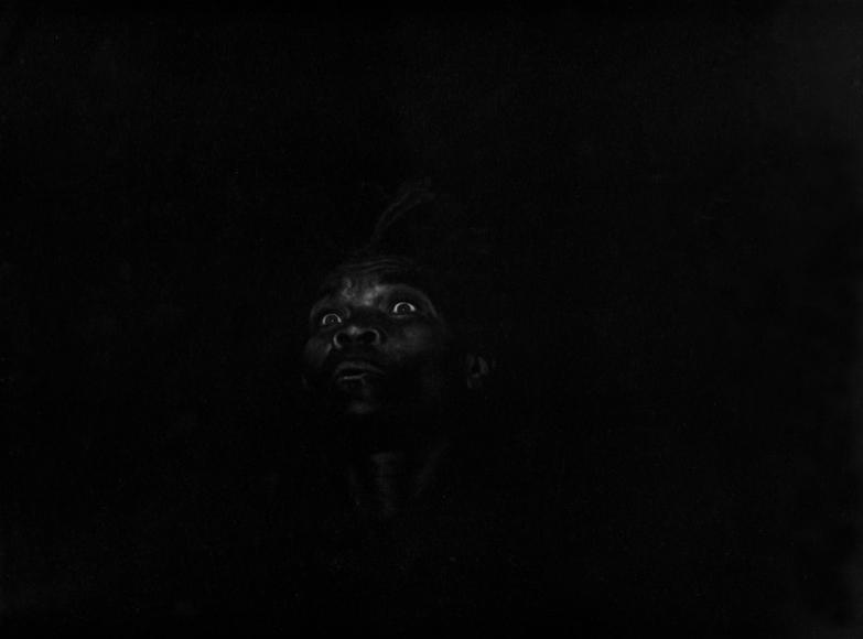 W. Eugene Smith - Haiti, Mad Eyes, 1958-59  | Bruce Silverstein Gallery
