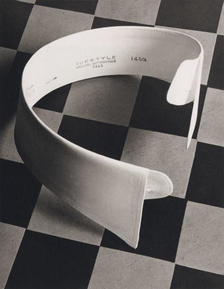 Paul Outerbridge - Ide Collar, 1922 | Bruce Silverstein Gallery